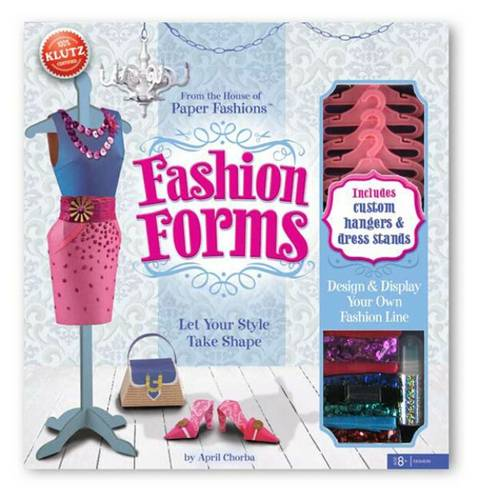 Klutz: Fashion Forms