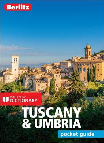 Berlitz Pocket Guide Tuscany and Umbria (Travel Guide with Dictionary)