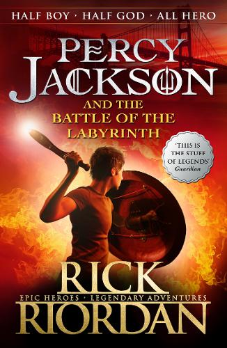 Percy Jackson and the Battle of the Labyrinth (Percy Jackson #4)
