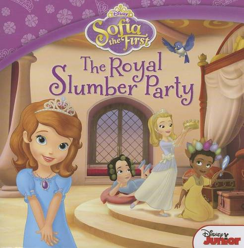 Sofia the First the Royal Slumber Party