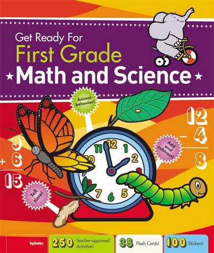 Get Ready For First Grade: Math & Science