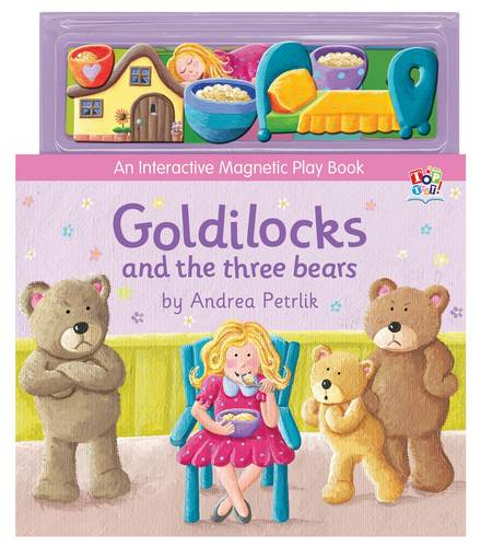 Goldilock and the Three Bears: Magnetic Fairytale Books