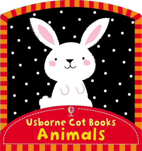 Baby's First Cot Book: Animals