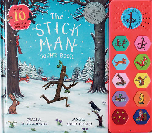 Stick Man Sound Book