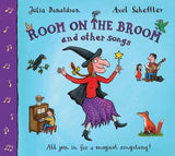 Room on the Broom and Other Songs Book and CD