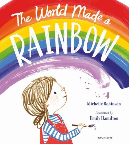 Signed Print Edition - The World Made a Rainbow
