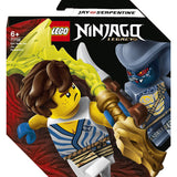 LEGO Ninjago Epic Battle Set - Jay vs. Serpentine  -  71732