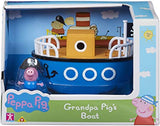 Peppa Pig 6928 Grandpa Pig's Boat with George, Multi