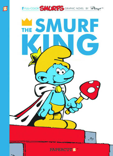Smurf King, The #3