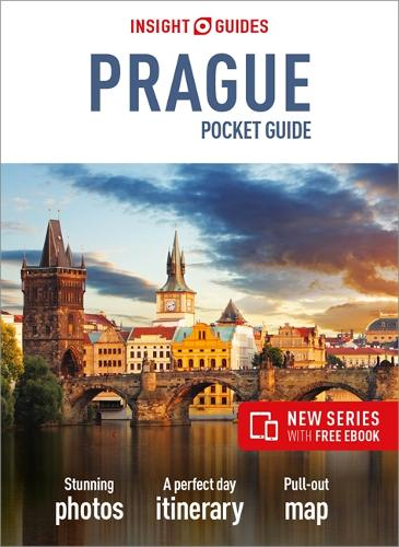 Insight Guides Pocket Prague (Travel Guide with Free eBook)