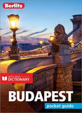Berlitz Pocket Guide Budapest (Travel Guide with Dictionary)