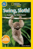 Nat Geo Readers Swing Sloth! Pre-reader