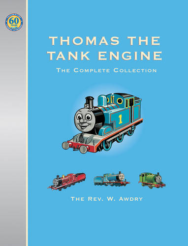 The Thomas the Tank Engine the Railway Series: The Complete Collection