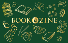 Bookazine Gift Card $100 Green/Gold
