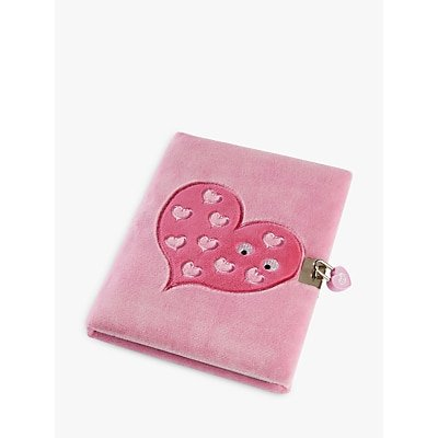 Mallo Snuggly A5 Lockable Journal
