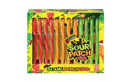 Sour Patch Kids Candy Canes