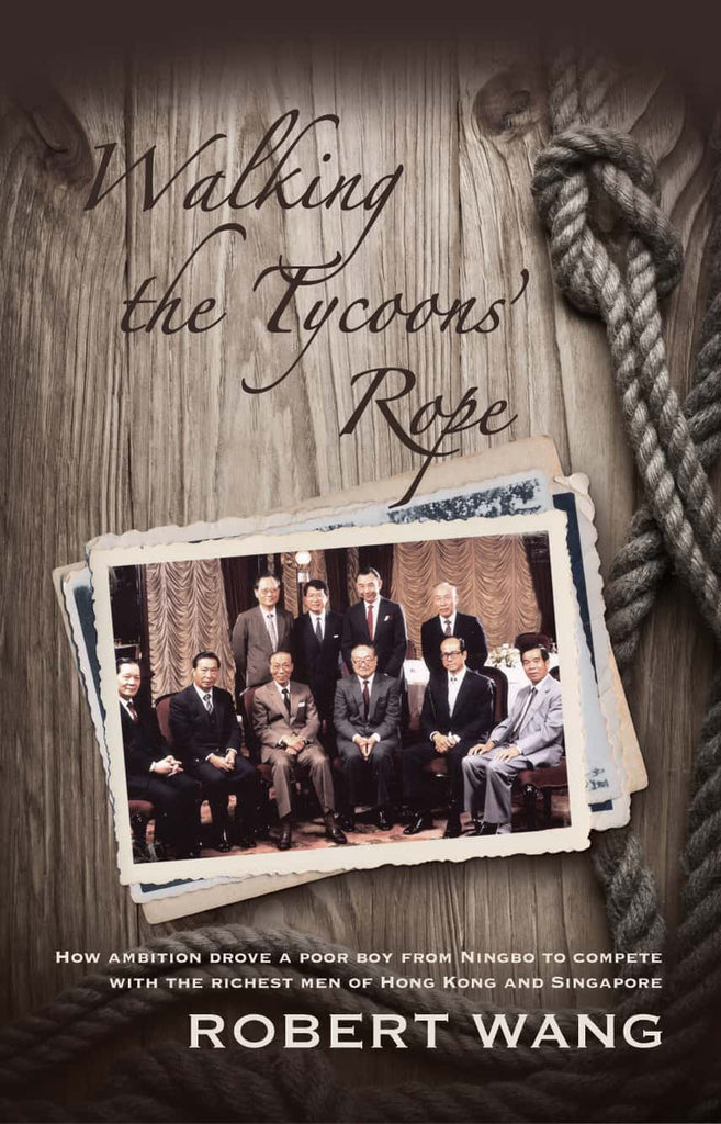 Walking the Tycoon's Rope