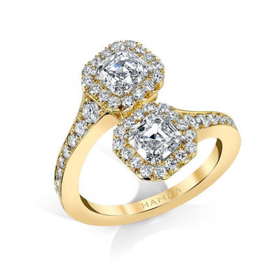 Diamond Embrace Ring
