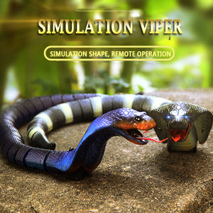 HOT SALE 50% OFF!!-Remote Control Snake Toy