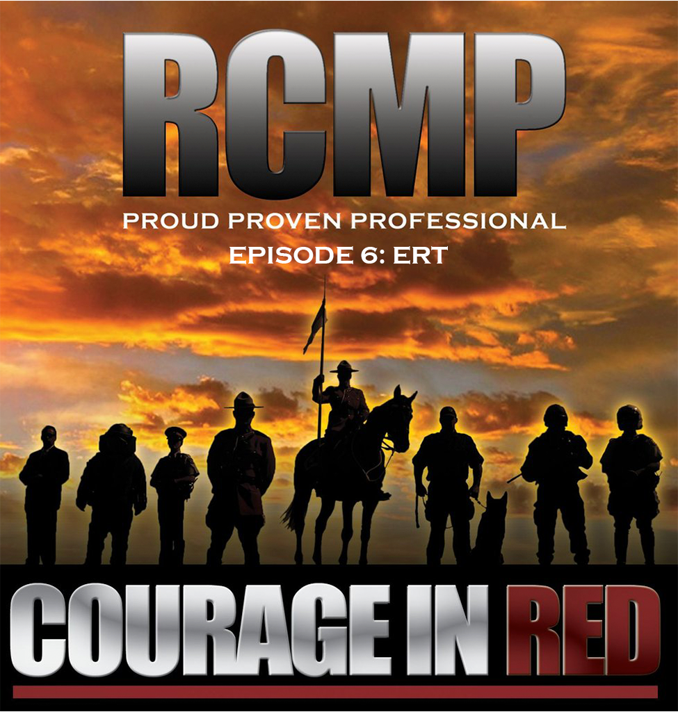 Courage In Red - Episode 6: ERT