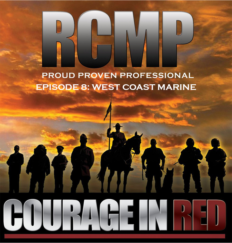 Courage In Red - Episode 8: West Coast Marine