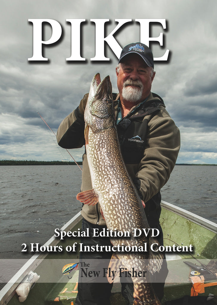 The New Fly Fisher - Northern Pike Special Edition