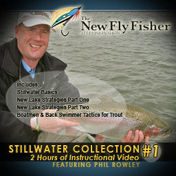 The New Fly Fisher - Still Water Collection #1