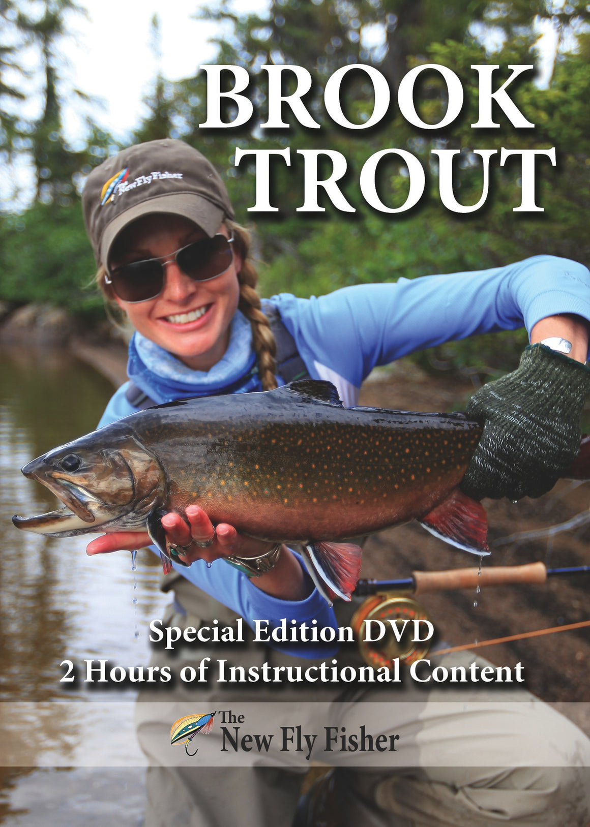 The New Fly Fisher - Brook Trout Special Edition