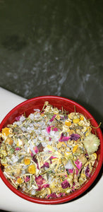 Herbal Sitz Bath Tea