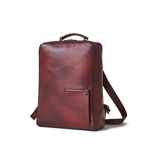 Antique Square Backpack (4398673100898)