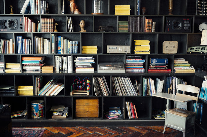 HOW TO BUILD YOUR OWN PERSONAL LIBRARY