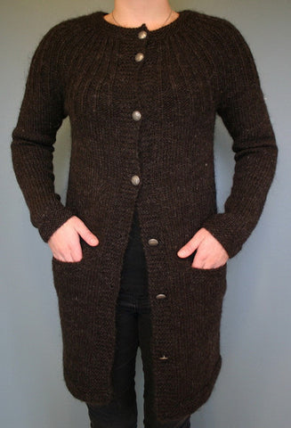 Klara Cardigan Brown