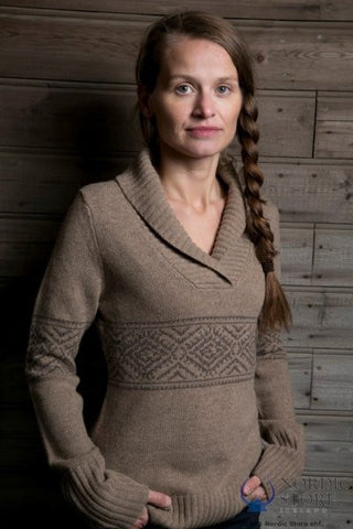 Laufey Sweater Brown