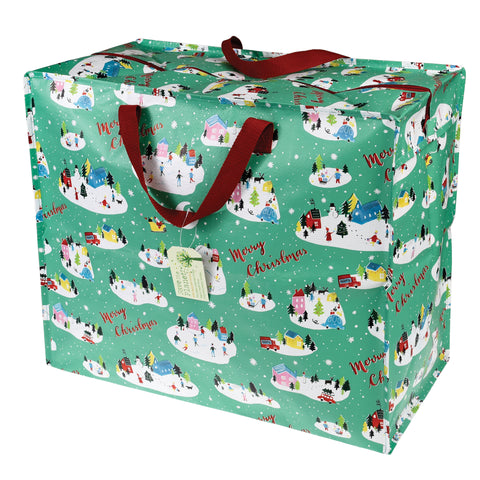 Christmas Wonderland Supa Big Storage Bag