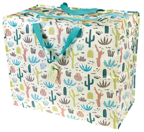 Desert Cactus Supa Big Storage Bag
