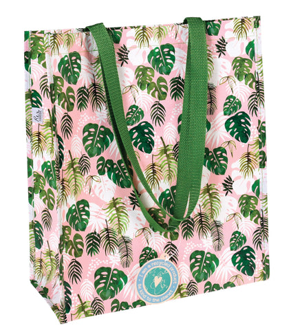 Tropical Palm Handy Shopping Bag