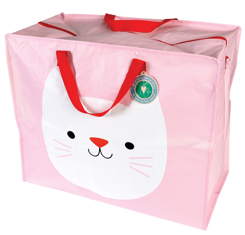 Cookie the Cat Supa Big Storage Bag