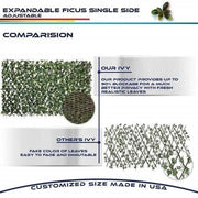 【Buy 2 free shipping】Expandable Faux Privacy Fence