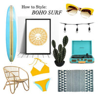 How to Style: Boho Surf