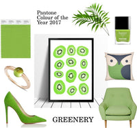 Pantone Colour of the Year 2017: Greenery