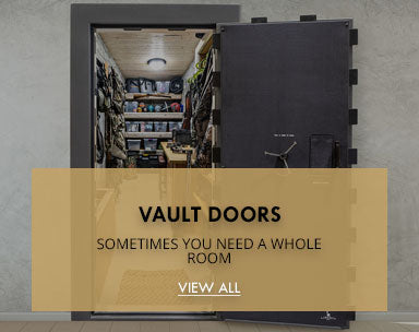 VAULT DOORS-SOMETIMES YOU NEED A WHOLE ROOM