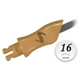 16 Prong Extra Fine Curved Click Tip