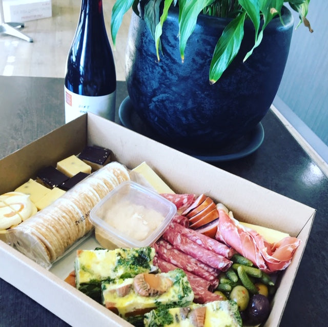 Date Night Grazing Box (for 2) | Vaughans Cafe Deli & Online Store | Inverloch