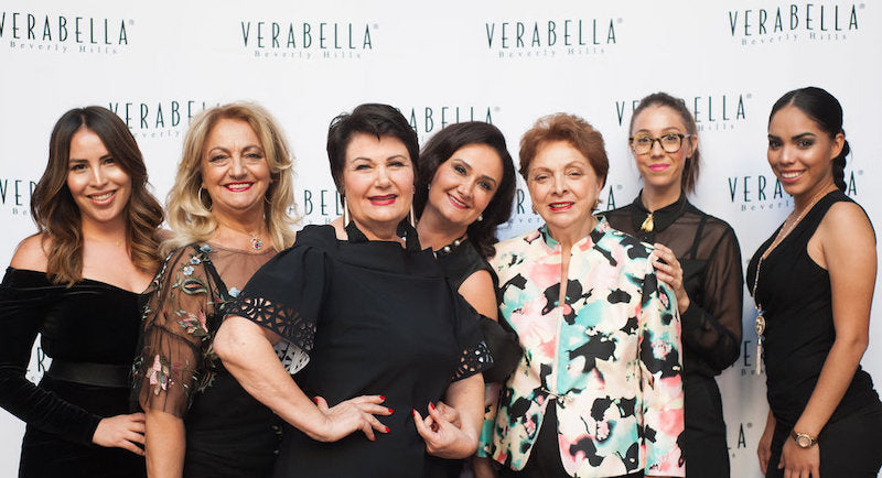 Vera Kantor and the Team at Verabella Beverly Hills