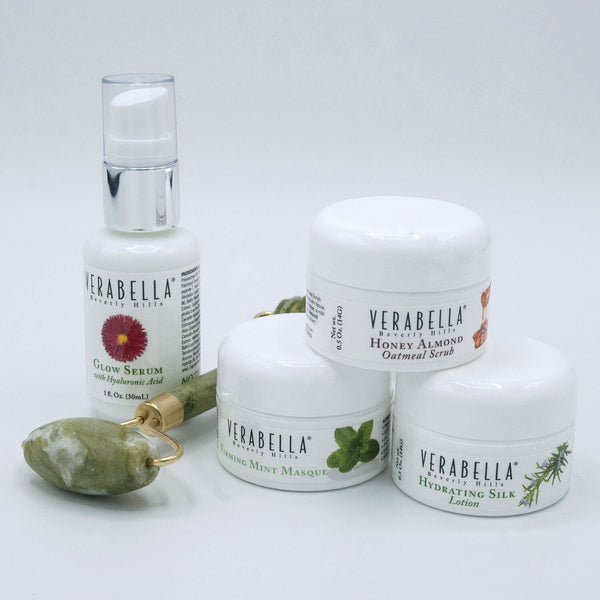 Stay-at-Home Facial Kit by Verabella Beverly Hills