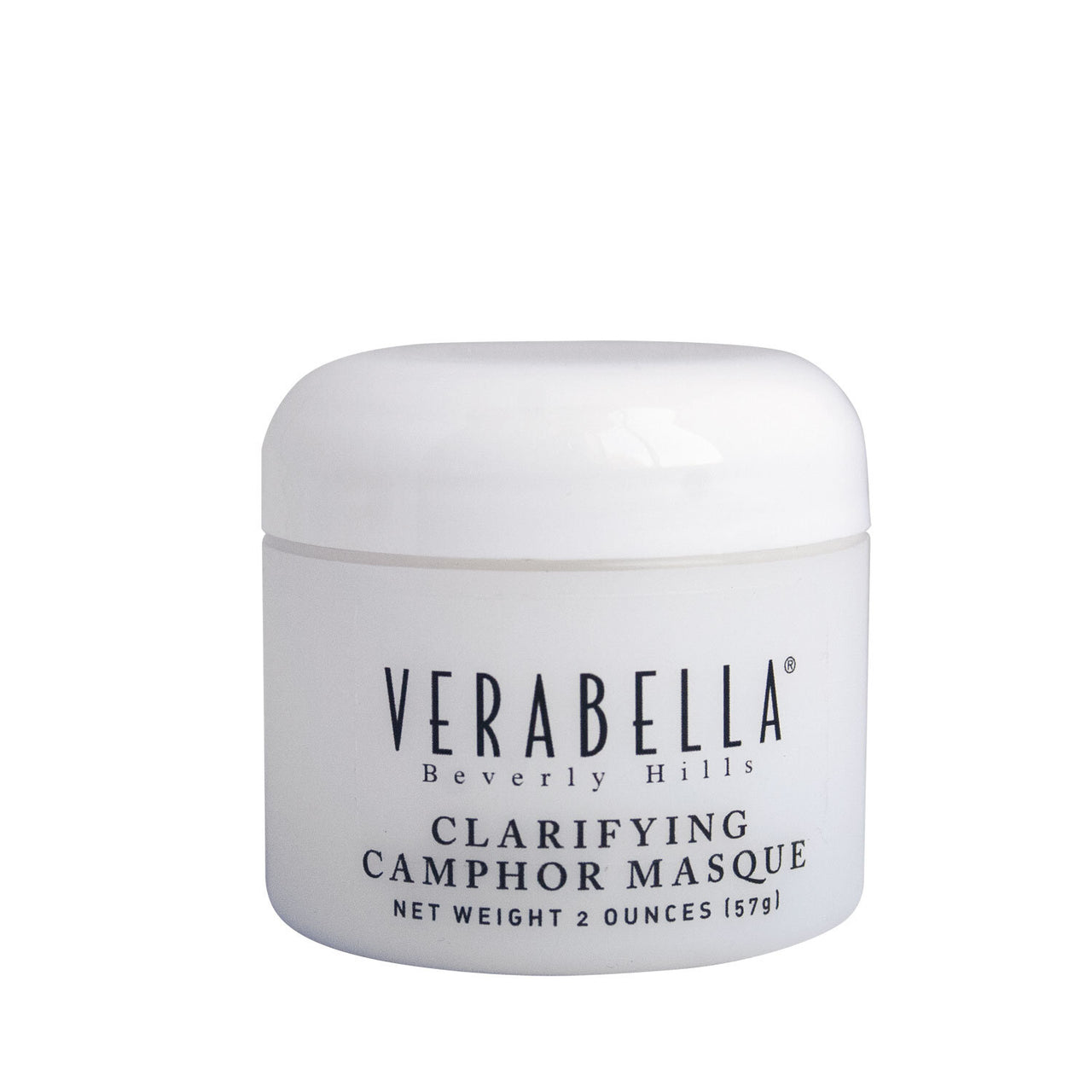 Clarifying mask for acne with camphor & witch hazel - Verabella