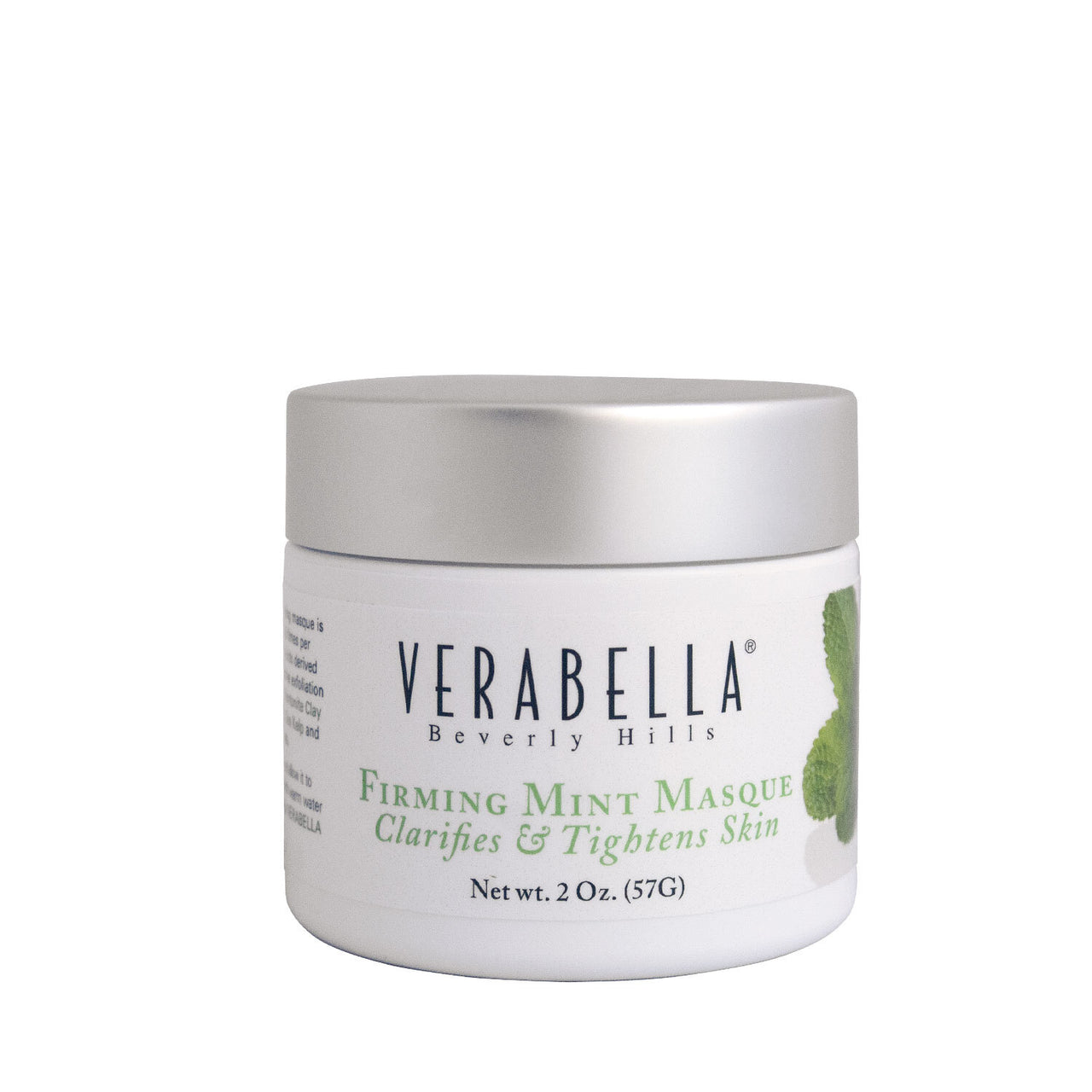 Firming Mint Masque - clarifying mask tightens skin
