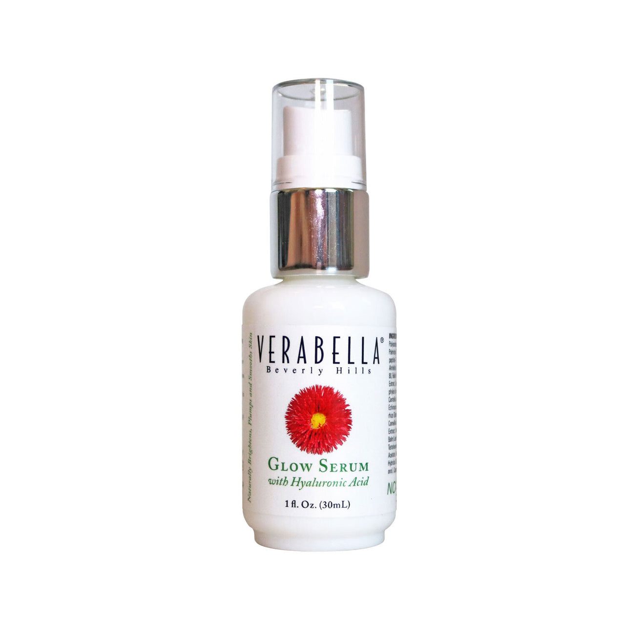 Verabella Glow Serum with Hyaluronic Acid
