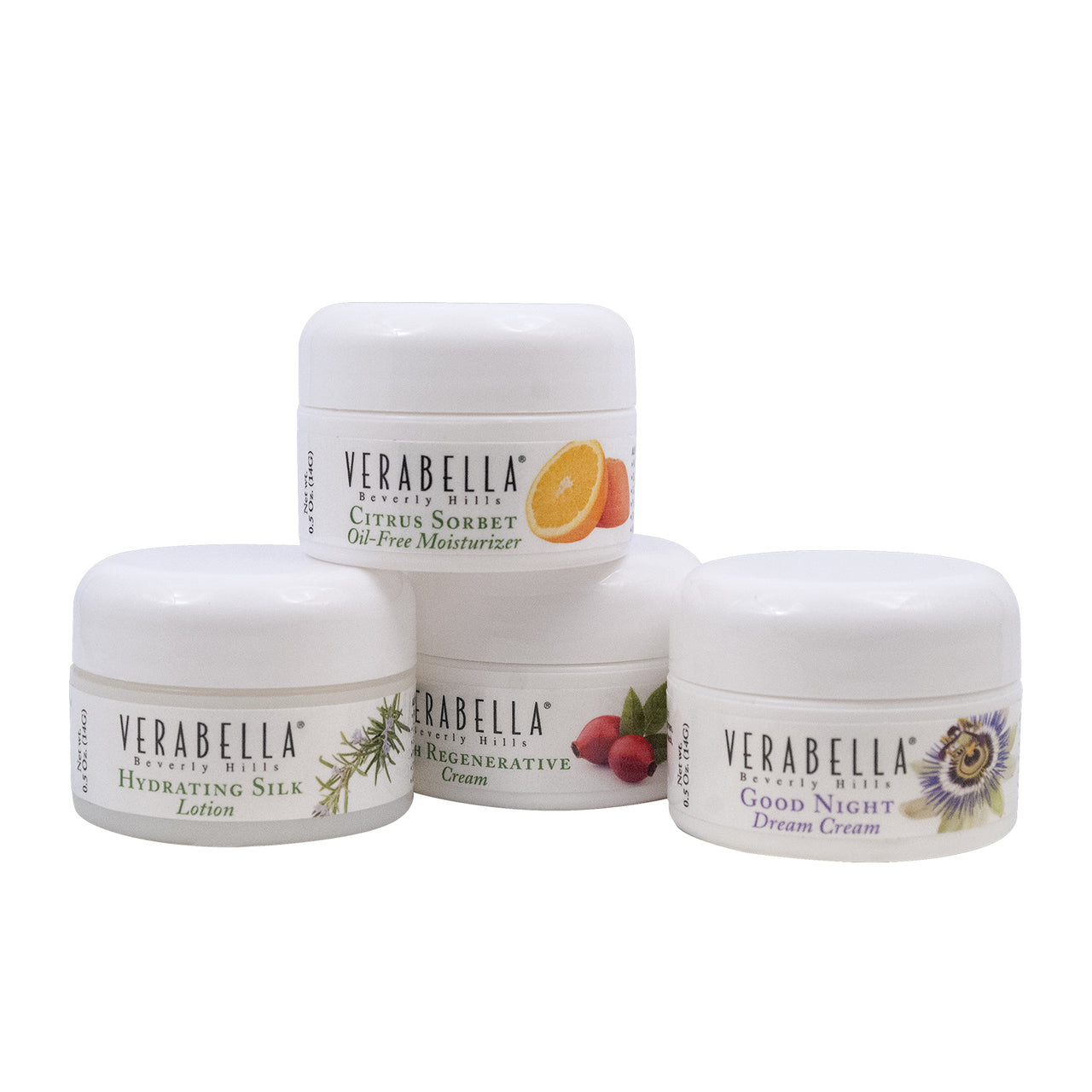 VERABELLA FACE Moisturizer Collection