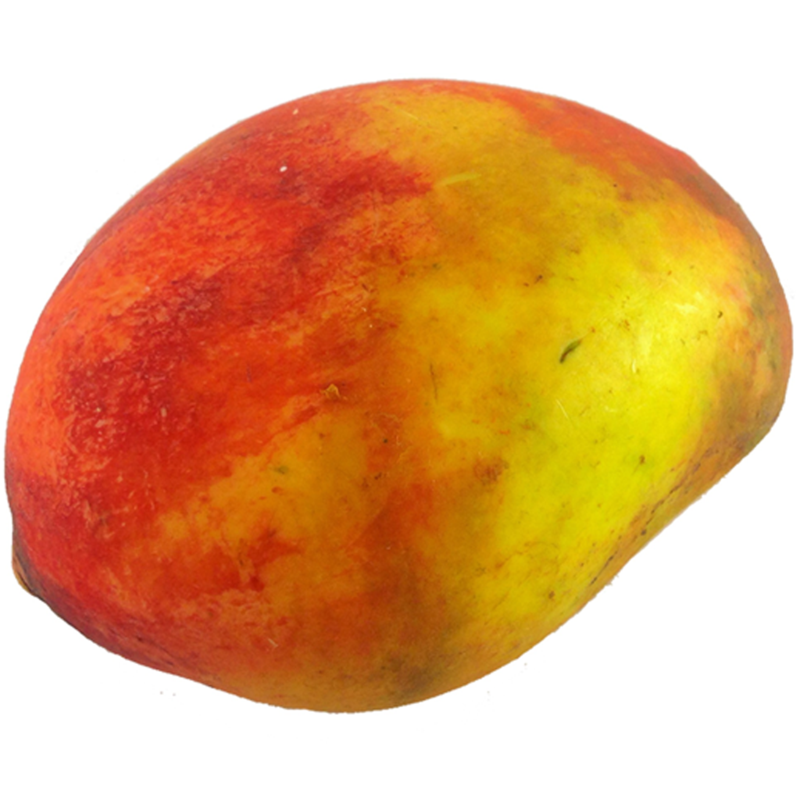 MANGO Shaped Soap